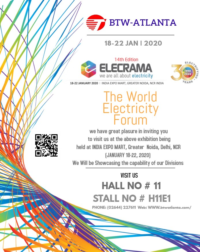 Elecrama BTW Flyer